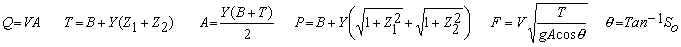 Fundamental equations